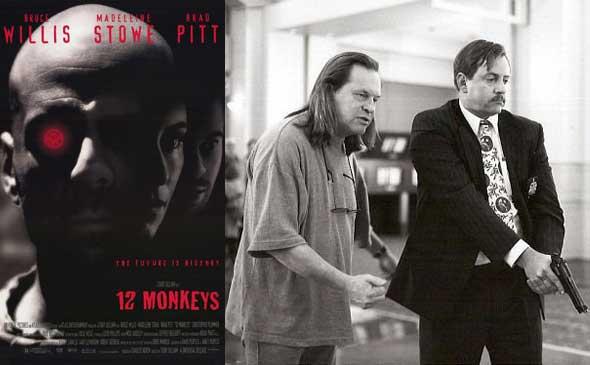 Favourite Films: Twelve Monkeys | Matt Hobbs